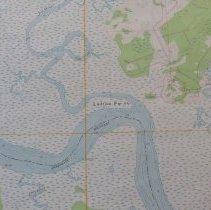 Image of 1981 Hedges Quadrangle 7.5 minute Topographic Map