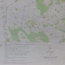 Image of 1970 Italia Quadrangle 7.5 minute Topographic Map