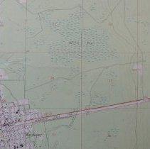 Image of 1972 McClenny E Quadrangle 7.5 minute Topographic Map