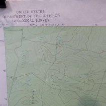 Image of 1981 St George Quadrangle 7.5 minute Topographic Map