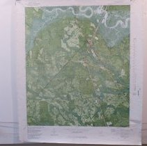 Image of 1979 Gross FL Quadrangle 7.5 minute Topographic Map - Map
