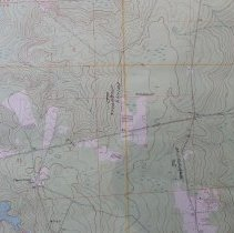 Image of 1970 Boulogne Quadrangle 7.5 minute Topographic Map