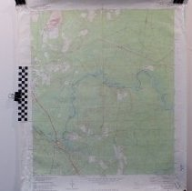 Image of 1970 Boulogne Quadrangle 7.5 minute Topographic Map - Map