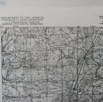 Image of 1918 Florida Cambon Quadrangle Topographic Map