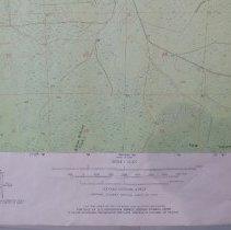 Image of 1954 Fenholloway Quadrangle 7.5 minute Topographic Map
