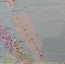 Image of 1956 St Augustine Quadrangle 7.5 minute Topographic Map