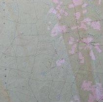 Image of 1966 Folkston Quadrant 7.5 Orthophoto map
