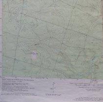 Image of 1966 Toledo GA Quadrant 7.5 Orthophoto map