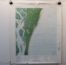Image of 1979 Cumberland Island GA Quadrant 7.5 Orthophoto map - Map