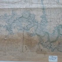 Image of 1936 St Marys GA Quadrangle 7.5 minute Topographic Map