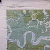 Image of 1979 St Marys GA Quadrangle 7.5 minute Topographic Map
