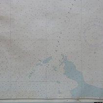 Image of 1983 Nautical Chart Fernandina Airport to Kings Bay