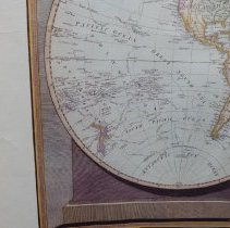 Image of A New Map of the World 1808.