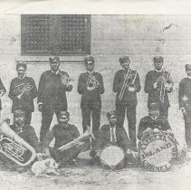 Image of Amelia Island Cornet Band - Photograph