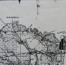 Image of 1910 Map Of Nassau County Florida 003
