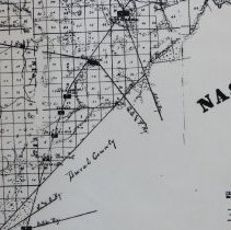 Image of 1910 Map Of Nassau County Florida 005