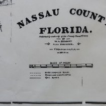Image of 1910 Map Of Nassau County Florida 006