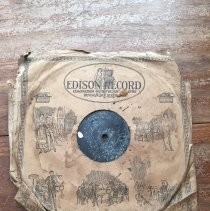 Image of Edison Diamond Disc Cover Front