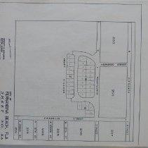 Image of 1954 Fernandina Beach City Maps 010