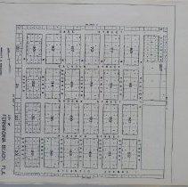 Image of 1954 Fernandina Beach City Maps 012