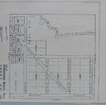 Image of 1954 Fernandina Beach City Maps 016