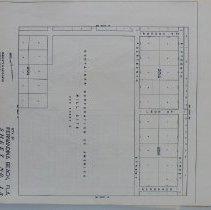 Image of 1954 Fernandina Beach City Maps 017
