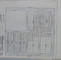 Image of 1954 Fernandina Beach City Maps 020