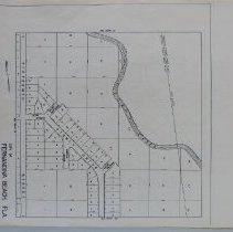 Image of 1954 Fernandina Beach City Maps 024