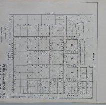 Image of 1954 Fernandina Beach City Maps 026