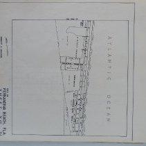 Image of 1954 Fernandina Beach City Maps 034