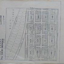 Image of 1954 Fernandina Beach City Maps 005