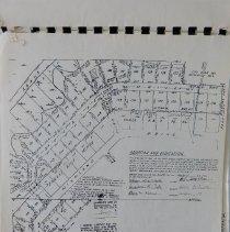 Image of 1954 Fernandina Beach City Maps 055