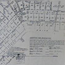 Image of 1954 Fernandina Beach City Maps 056