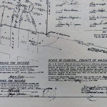 Image of 1954 Fernandina Beach City Maps 063