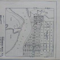 Image of 1954 Fernandina Beach City Maps 009