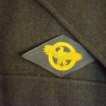 Image of Withington honorable discharge pin