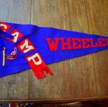 Image of Withington Camp Wheeler pennant
