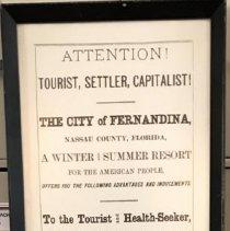 Image of Advertisement for Fernandina - Advertisement