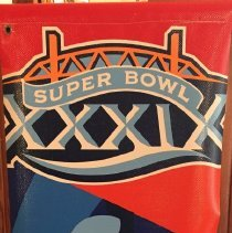 Image of Super Bowl XXXIX Banner - Banner, Promotional