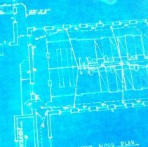 Image of jail blueprint