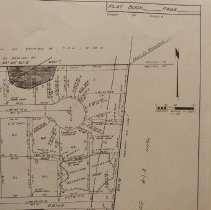 Image of 1984 Plat of Plantation Point Subdivision