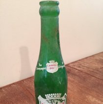 Image of Canada Dry Bottle - Bottle, Drinking