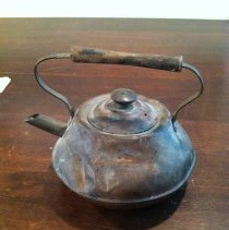 Image of Civil War Artifacts - Kettle