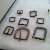 Image of Civil War Artifacts - Buckle