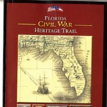 Image of Florida Civil War Heritage Trail - Book