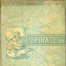 Image of 1949 Pirate Yearbook - Yearbook