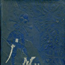 Image of 1947 Pirate Yearbook - Yearbook