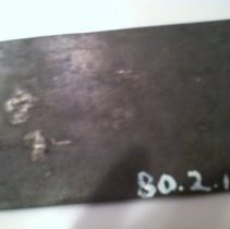Image of photo metal plate