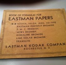 Image of Eastman Papers book