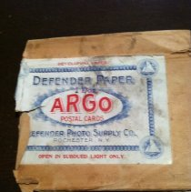 Image of Argo Papers